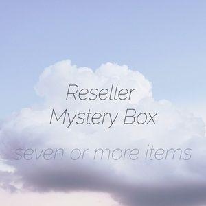 Reseller Mystery Box 7+ Items Guaranteed